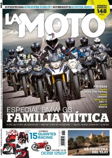 La Moto Magazine Subscriptions