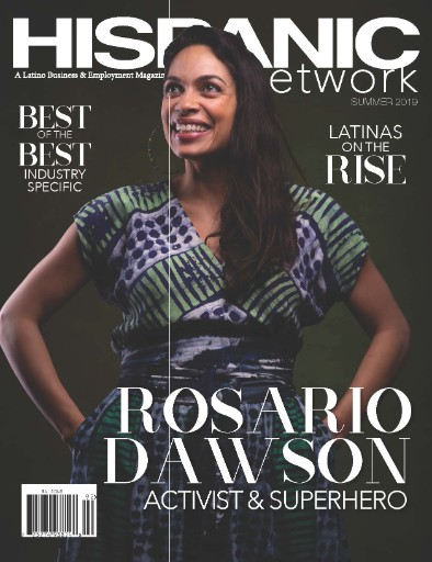 Hispanic Network Magazine: A Latino Lifesyle, Business & Employment Magazine Magazine Subscriptions