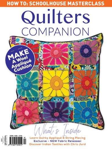 Quilters Companion Magazine Subscriptions