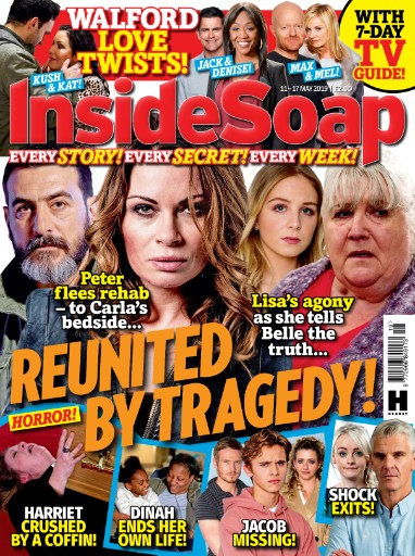 Inside Soap Magazine Subscriptions