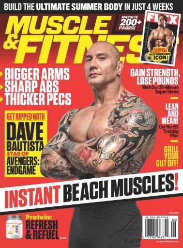 Muscle & Fitness Magazine Subscriptions