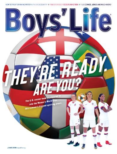 Boys' Life Magazine Subscriptions