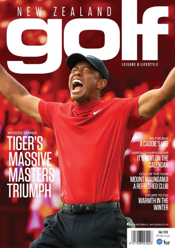 New Zealand Golf Magazine Magazine Subscriptions