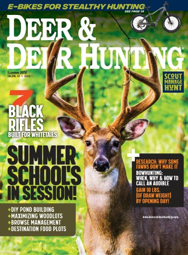 Deer & Deer Hunting Magazine Subscriptions