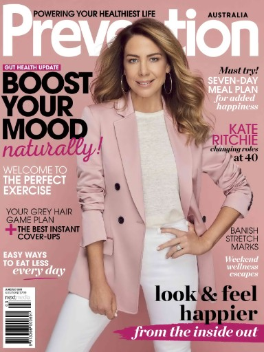 Prevention (Australia Edition) Magazine Subscriptions