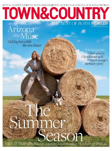 Town & Country (UK Edition) Magazine Subscriptions