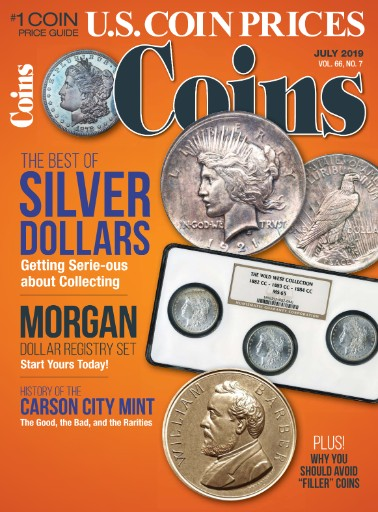 Coins Magazine Subscriptions