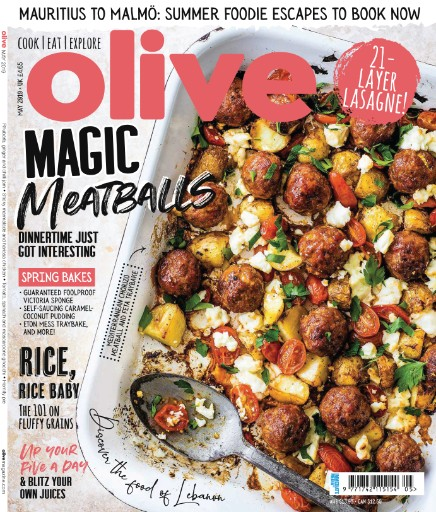 olive Magazine Subscriptions