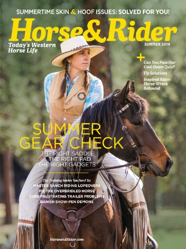Horse & Rider Magazine Subscriptions