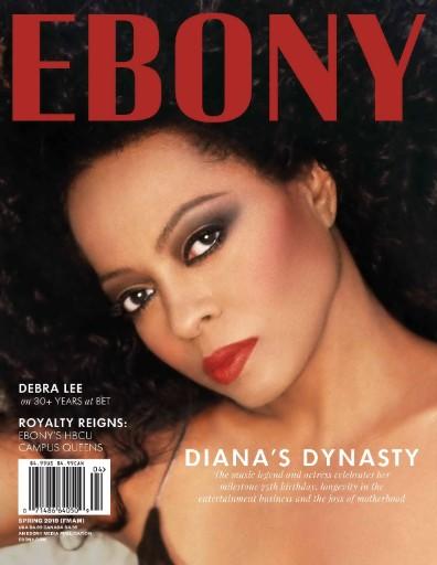 Ebony Magazine Subscriptions