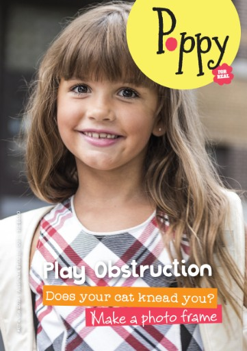 Poppy For Real Magazine Subscriptions