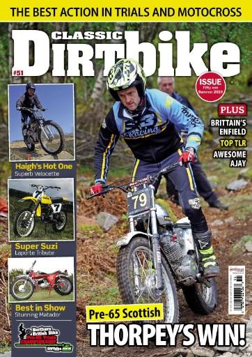 Classic Dirt Bike Magazine Subscriptions