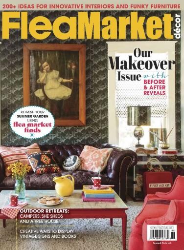 Flea Market Décor Magazine Subscriptions