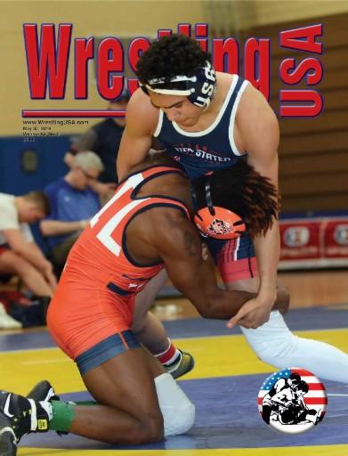 Wrestling USA Magazine Subscriptions