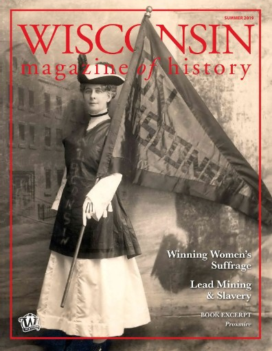 Wisconsin Magazine of History Magazine Subscriptions