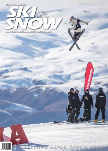 New Zealand Ski & Snow Magazine Subscriptions