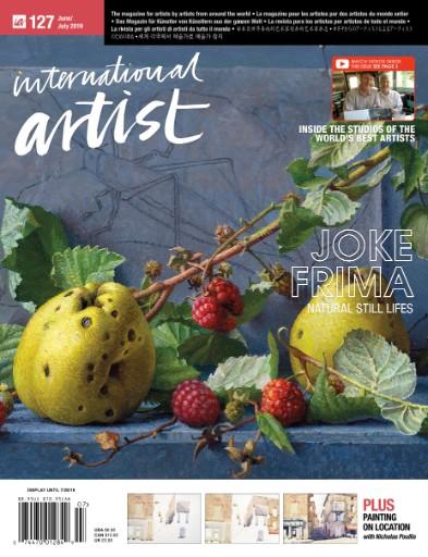 International Artist Magazine Subscriptions