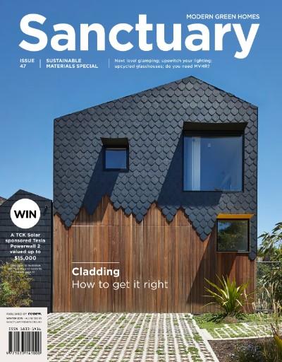 Sanctuary: Modern Green Homes Magazine Subscriptions