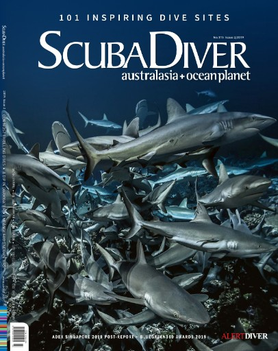 Scuba Diver Australasia Magazine Subscriptions
