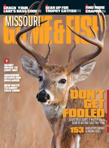Missouri Game & Fish Magazine Subscriptions