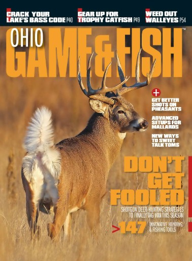 Ohio Game & Fish Magazine Subscriptions