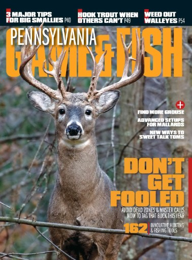 Pennsylvania Game & Fish Magazine Subscriptions