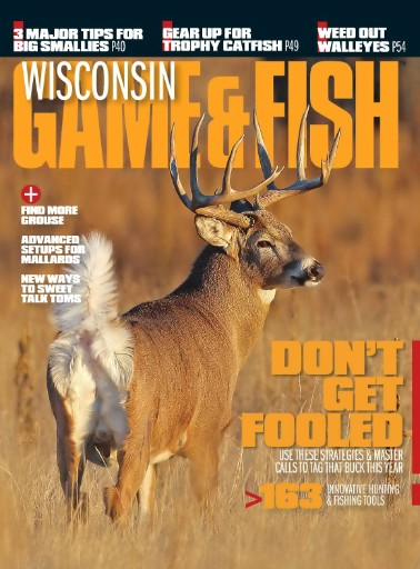 Wisconsin Game & Fish Magazine Subscriptions