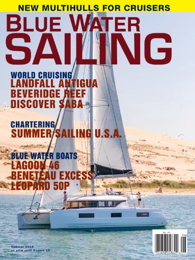Blue Water Sailing Magazine Subscriptions