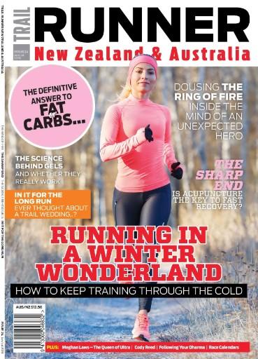 Trail Runner New Zealand & Australia Magazine Subscriptions