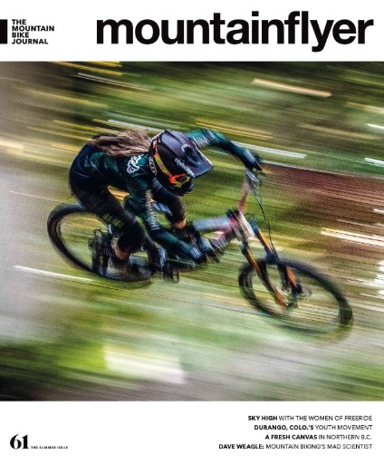 Mountain Flyer Magazine Subscriptions