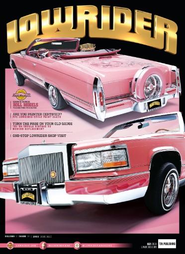 Lowrider Magazine Subscriptions