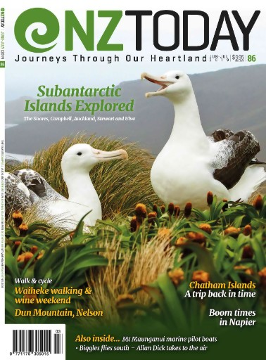 NZ Today Magazine Subscriptions