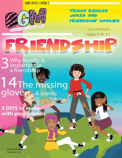 Black Girls Magazine Magazine Subscriptions