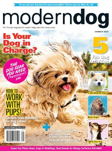 Modern Dog Magazine Subscriptions