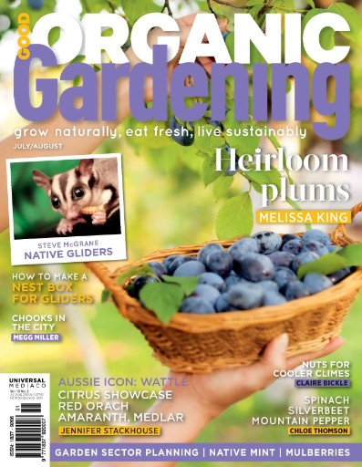Good Organic Gardening Magazine Subscriptions