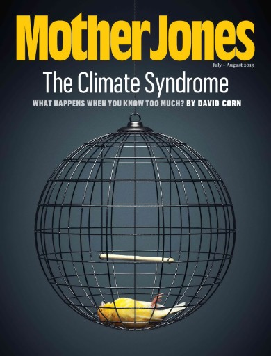 Mother Jones Magazine Subscriptions