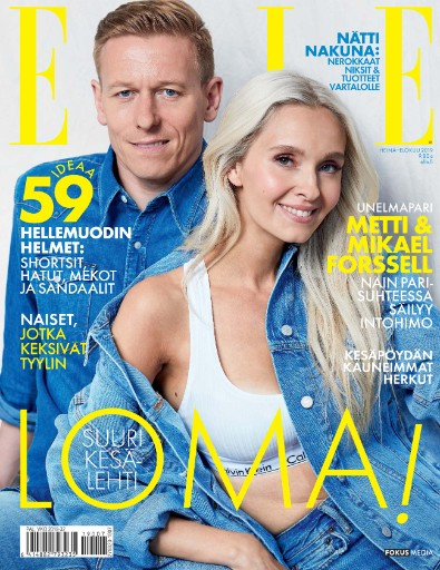 Elle (Finland Edition) Magazine Subscriptions