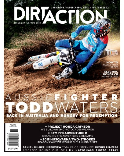 DIRT ACTION Magazine Subscriptions