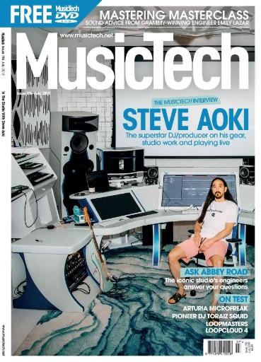MusicTech Magazine Subscriptions