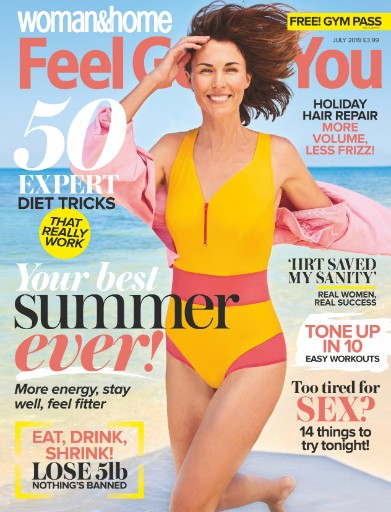 Woman & Home: Feel Good You Magazine Subscriptions