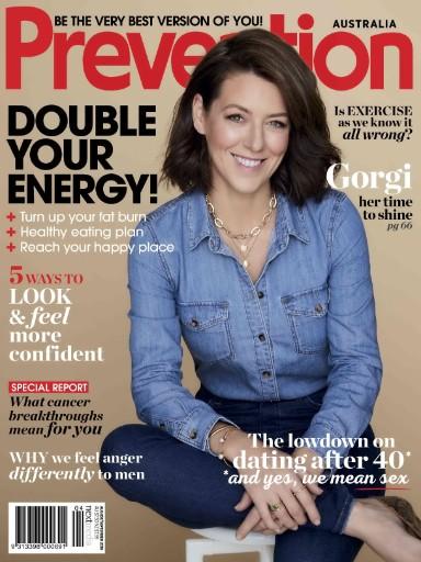 Prevention (Australia Edition) Magazine Subscriptions