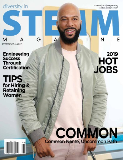 Diversity in STEAM Magazine Subscriptions