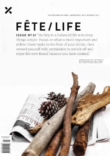 Fete Magazine Subscriptions