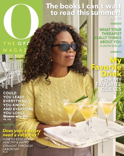 O, The Oprah Magazine Magazine Subscriptions