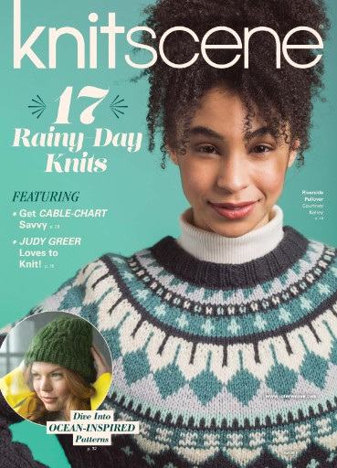 Knitscene Magazine Subscriptions