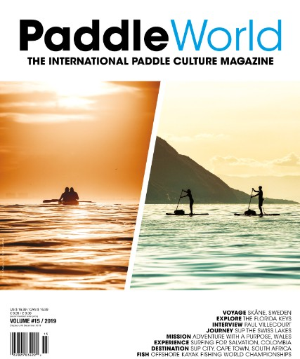 Paddle World Magazine Subscriptions