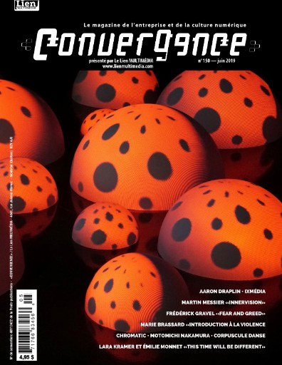 Convergence Magazine Subscriptions
