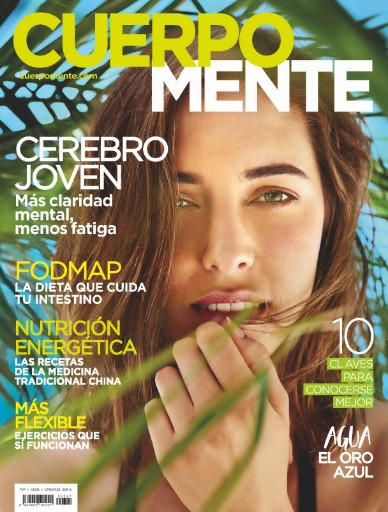 CuerpoMente Magazine Subscriptions