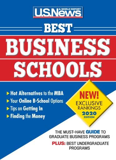 Best Business Schools 2020 Edition Magazine Subscriptions