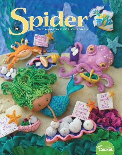 Spider Magazine Subscriptions